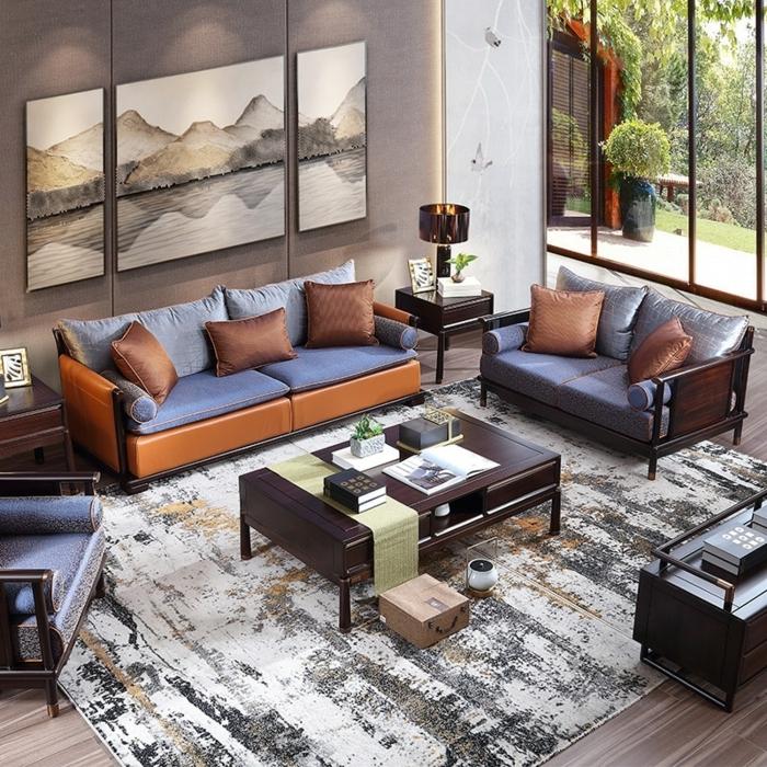 außergewöhnliche wandgestaltung wohnzimmer zimmer einrichten und dekorieren zimmereinrichtung in grau wanddeko ideen wandfarbe trend 2020