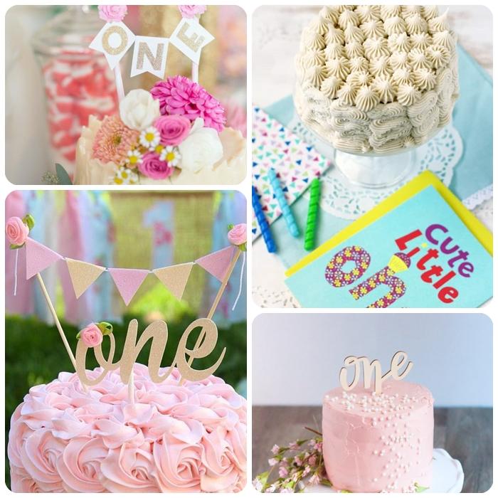 ausgefallene kuchen für kindergeburtstag kinderparty ideen torte zum ersten geburtstag selber machen