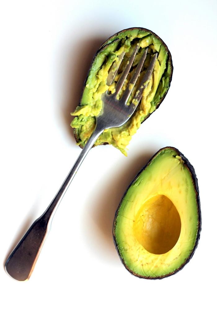 avocado haarmaske wie benutzt man eine haarmaske richtig diy rezepte für haarkur