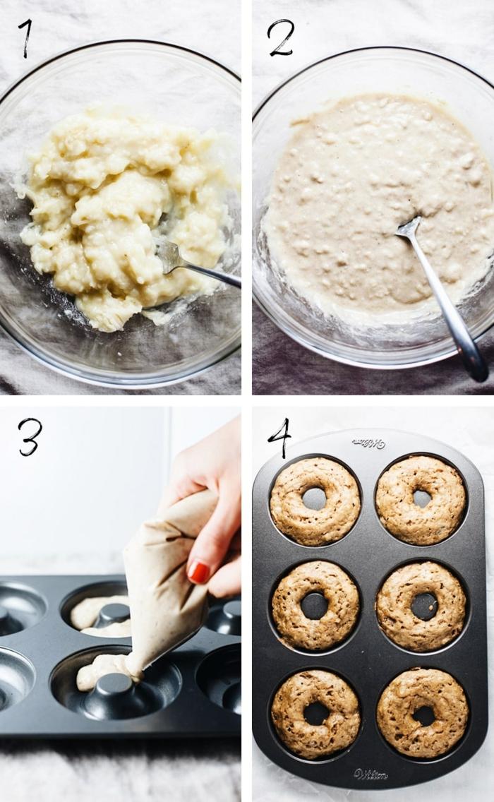 bananenbrot kuchen rezepte einfach schritt für schritt anleitung rezept