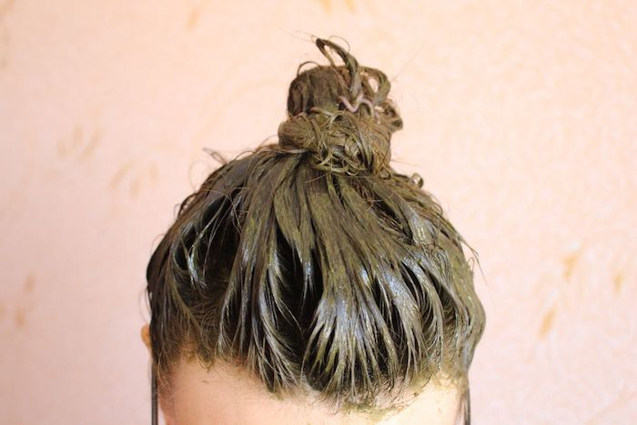 basilikum haarkur selber machen diy rezepte haarmasken selber machen kann man eine haarkur ins trockene haar machen