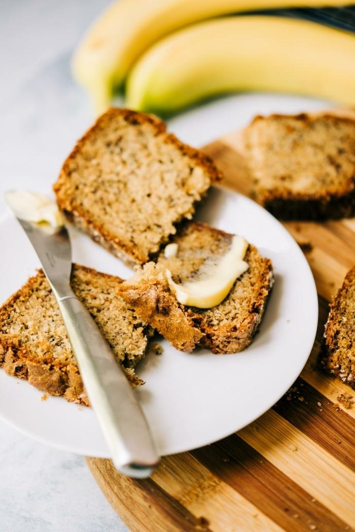 bestes bananenbrot rezept leckere kuchenrezepte brot backen kuchenrezepte einfach und schnell