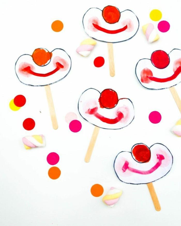 clown party einladung kindergeburtstag basteln zirkusparty ideen und inspiration kreative einladungskarten
