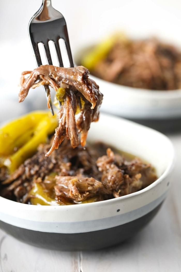 felisch rezepte zum vorbereiten am vortag instant pot italian beef mittagessen ideen abendessen mit fleisch was koche ich heute
