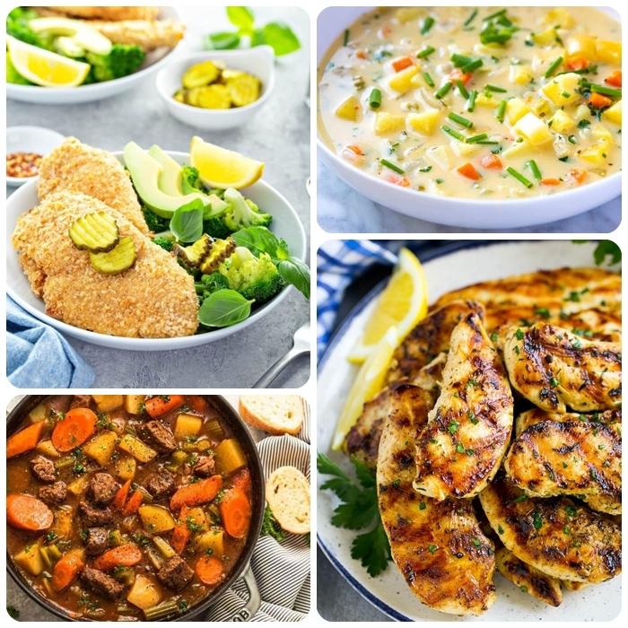 felisch rezepte zum vorbereiten am vortag was koche ich heute leckere gerichte für jeden tag vitaminreiche suppe gegrillte hänchenbrust