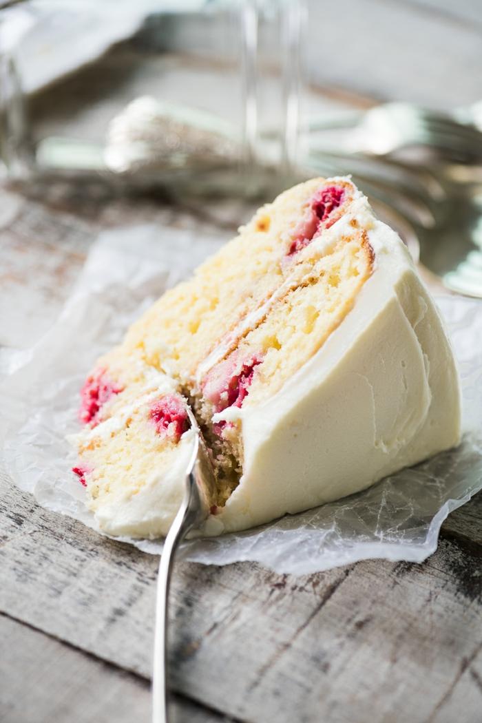himbeer zitronen kuchen schnelle rezepte zum backen einfache kuchenrezepte leckere desserts