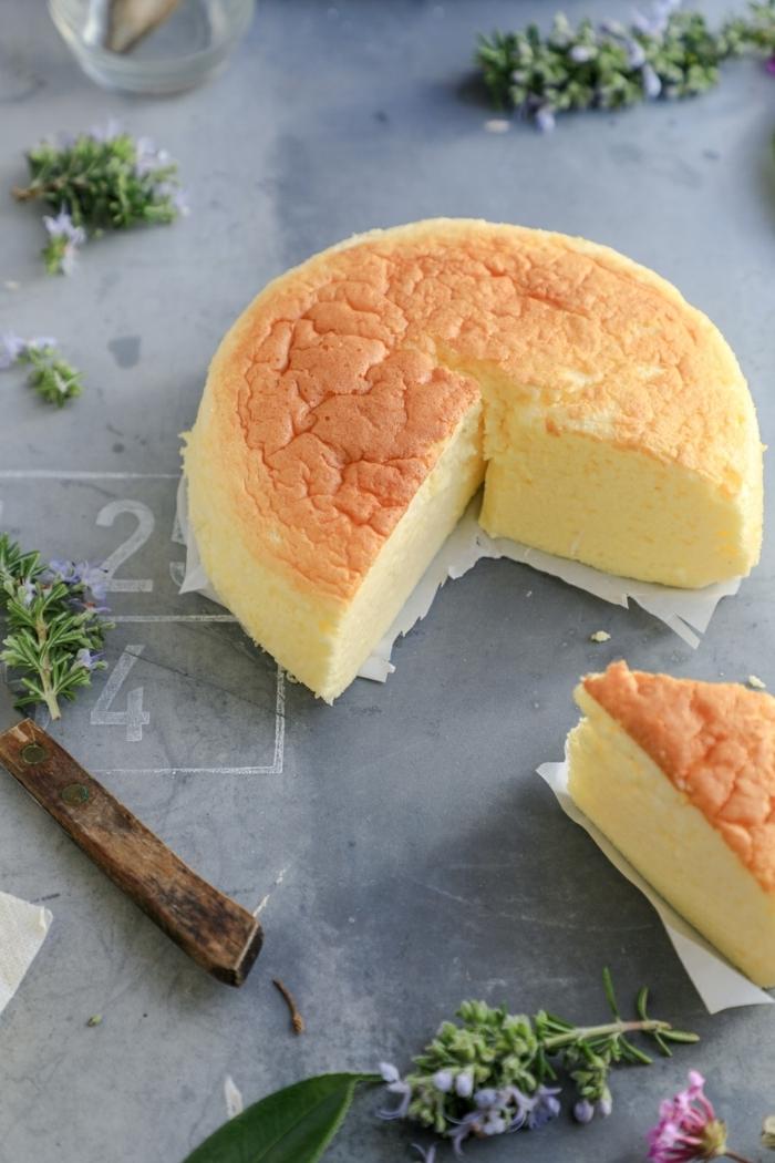 käsekuchen ohne boden mit puddingpulver kuchen mit frischkäse frischkäsekuchen selber backen
