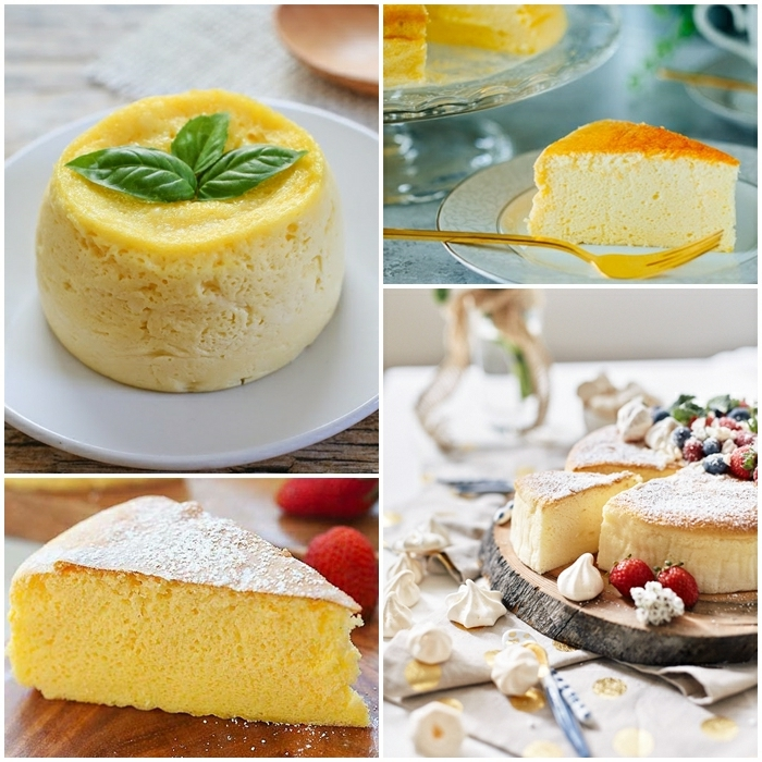 käsekuchen ohne boden mit puddingpulver schneller kuchen mit quark frischkäsekucehn rezepte