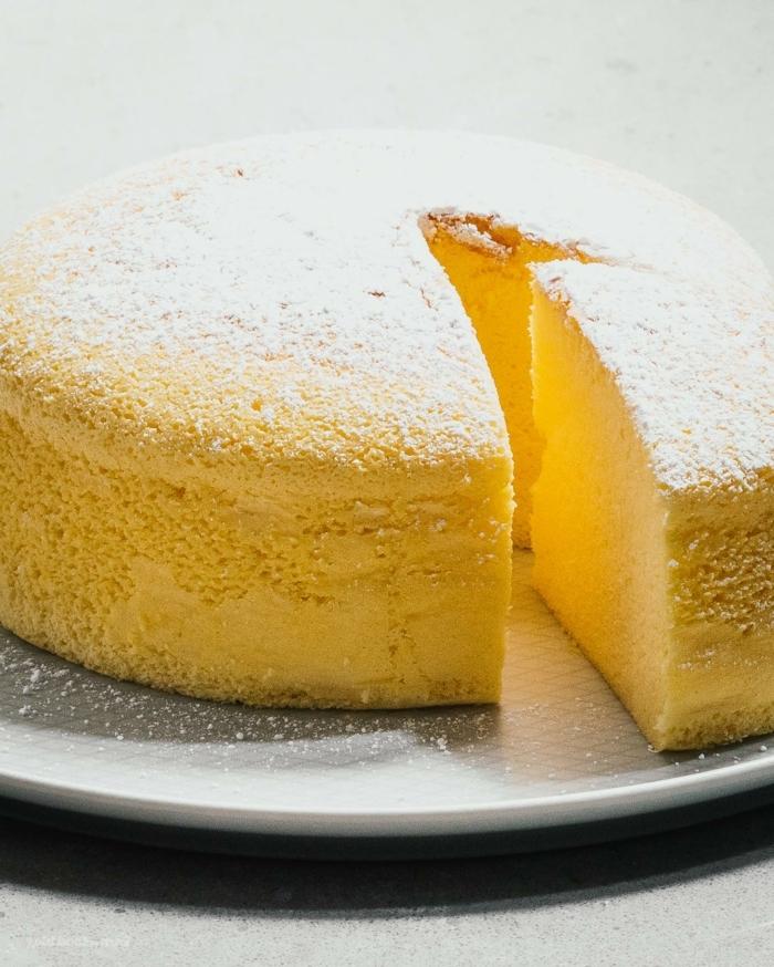 käsekuchen rezept ohne boden japanischernachtisch frischkäsekuchen selber machen vanilletorte