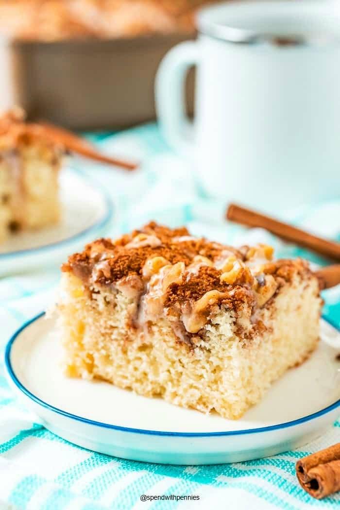 kaffee oder tee sonntagkuchen kuchen mit wenig zutaten klassischer kaffeekuchen köstliche desserts