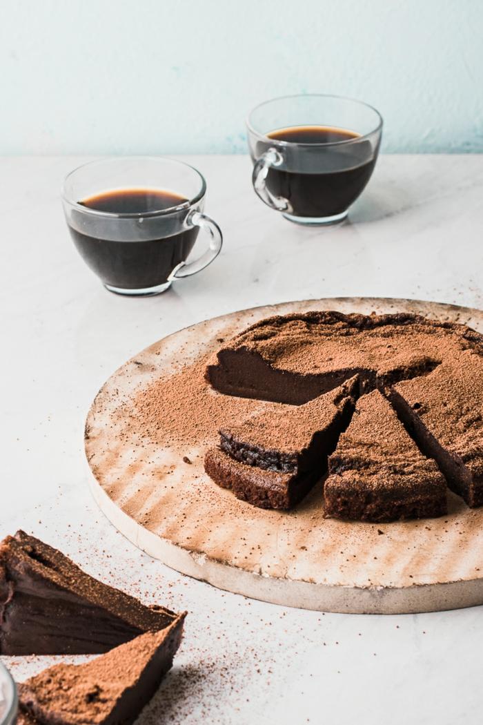 keto kuchen ohne mehl kuchen rezepte einfach und schnell mit wenig zutaten schokoladenkuchen leckerer nachtisch