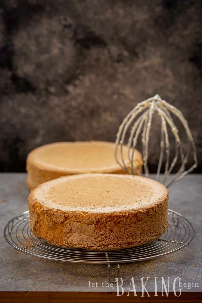 leckere kuchen rezepte einfach und schnnell mit wenig zutataten nur 3 zutaten biskuitkuchen
