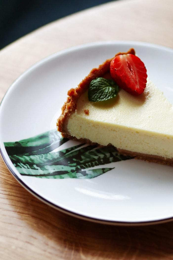 leckerer käsekuchen kaffee oder tee rezepte sonntagkuchen heute köstliche desserts zubereiten