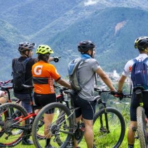 mountain bike erstes fahrrad kaufen kauftipps für anfänger radfahren durch den wald