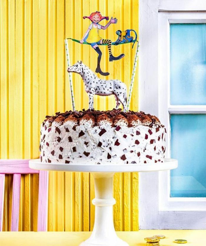 pippi langstrumpf kuchen zum kindergeburtstag zum selber machen leckere und leichte rezepte geburtstag kind