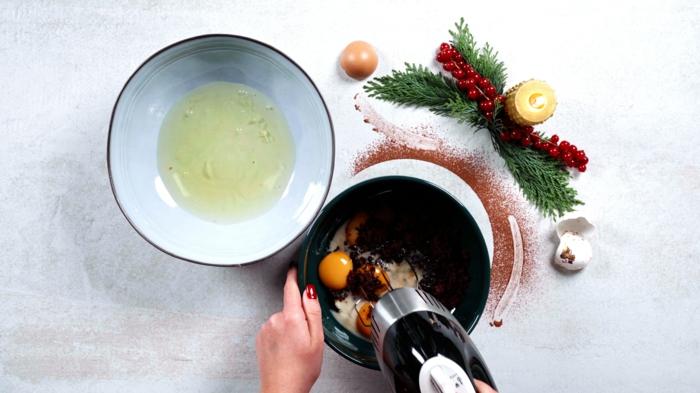 rezepte zu weihnachten weihnachtlicher nachtisch buche de noel zubereitung