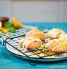 rezepte zum backen zitronenplätzchen mit kokosöl keto plätzchen mit kokos