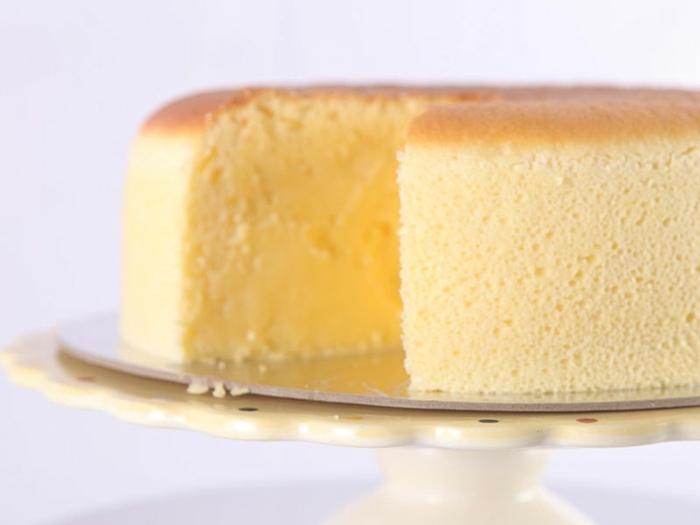 saftiger käsekuchen ohne boden cheesecake selber machen nachtisch mit vanille vanileekuchen japanischer cheesecake
