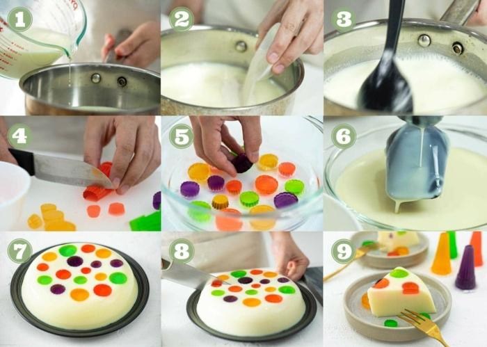 schritt für schritt diy anleitung torte backen und dekorieren ausgefallene kuchen für kindergeburtstag leckere rezepte