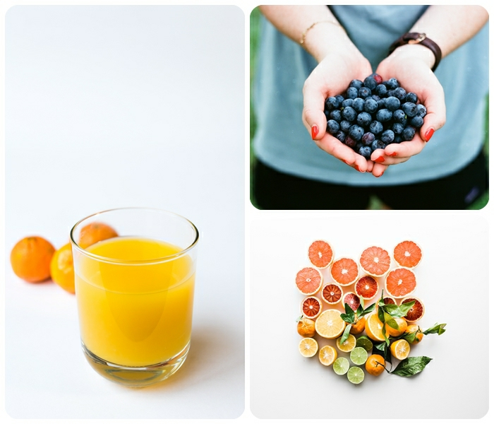 slow juicer frische früchte gesunde lebensweise vitaminreicher saft selber machen