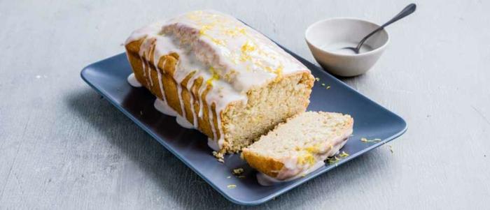 veganer zitronenkuchen kaffee oder tee rezepte sonntagkuchen heute leckere desserts ideen