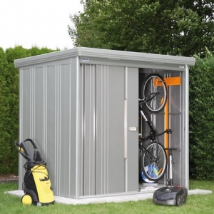 Vorteile von Metall Gartenhäusern gegenüber herkömmlichen