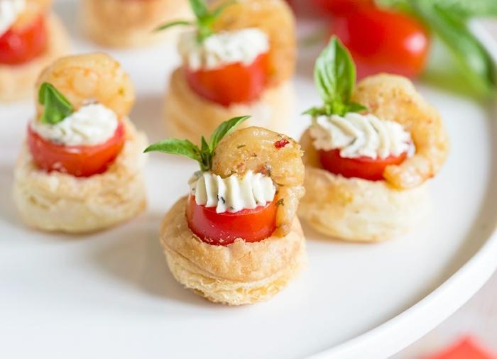 was koche ich heute vegetarisch party essen ideen leckere häppchen fingerfood