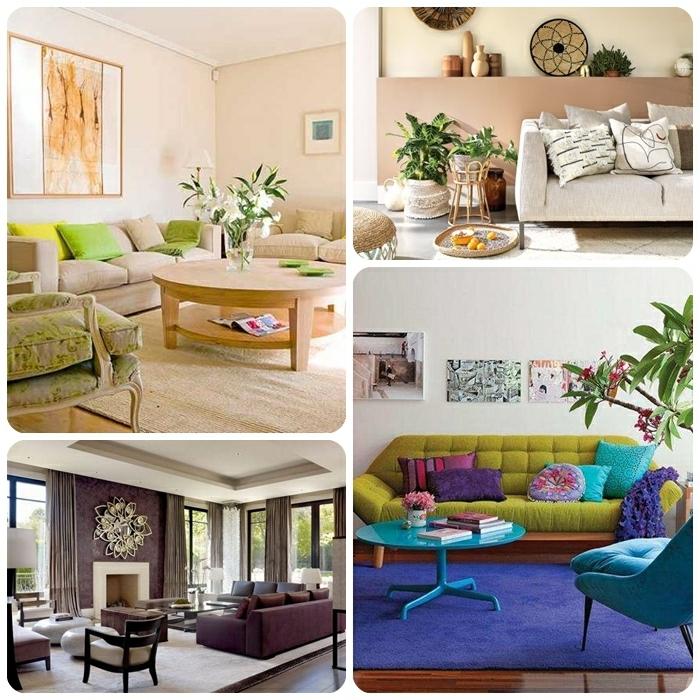 wohnzimmer streichen ideen einrichtungtipps wohnung einrichten zimmer gestalten wohnzimmergestaltung beispiele