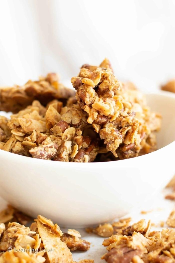 0 granola selber machen gesundes veganselsbtgemachtes müsli glutenfrei bestes rezept