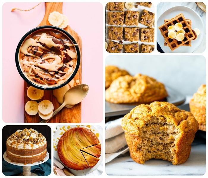 0 rezepte mit bananen leckere backrezepte gesunde muffins bananenkuchen waffeln brunch ideen bananenpudding