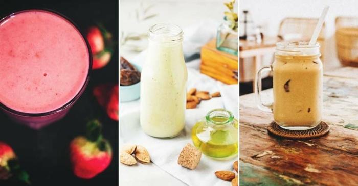 abnehmen mit shakes gesund leben getränke mit protein die besten eiweißshakes
