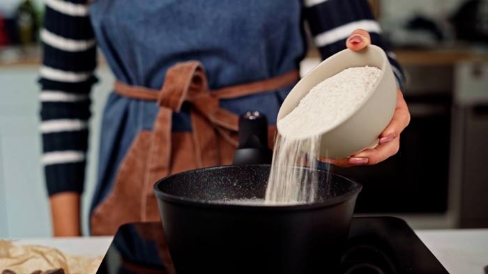 churros rezept schritt für schritt mehl hinzufügen picknick snacks