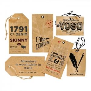 Anhängeetiketten - eine tolle Alternative zu den selbstklebenden Etiketten