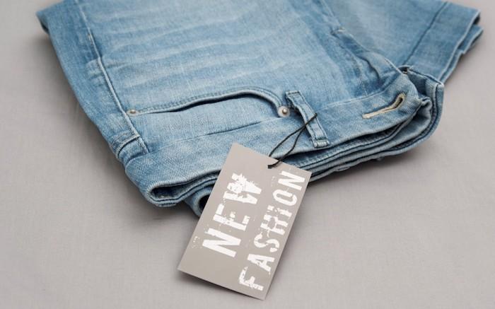 jeans anhängeetiketten für kleider hang tags online gestalten