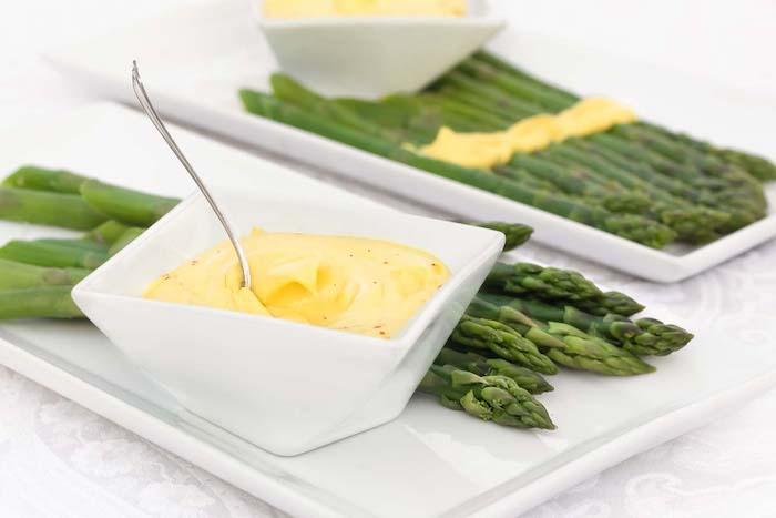 silky smooth vegan hollandaise
