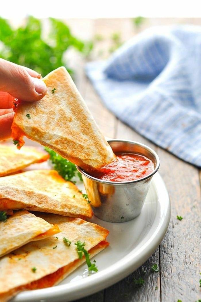 0 abendessen ideen leckere und einfache rezepte für kinder gesunde pizza quesadillas