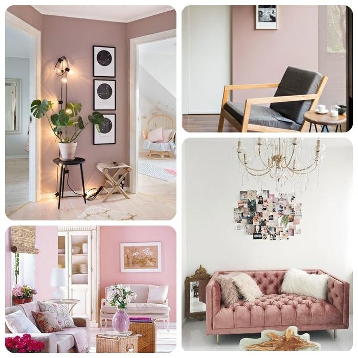 0 farbe mauve wohnzimmer gestalten moderne farbtöne pantone farbpalette wohnung gestaltungsideen