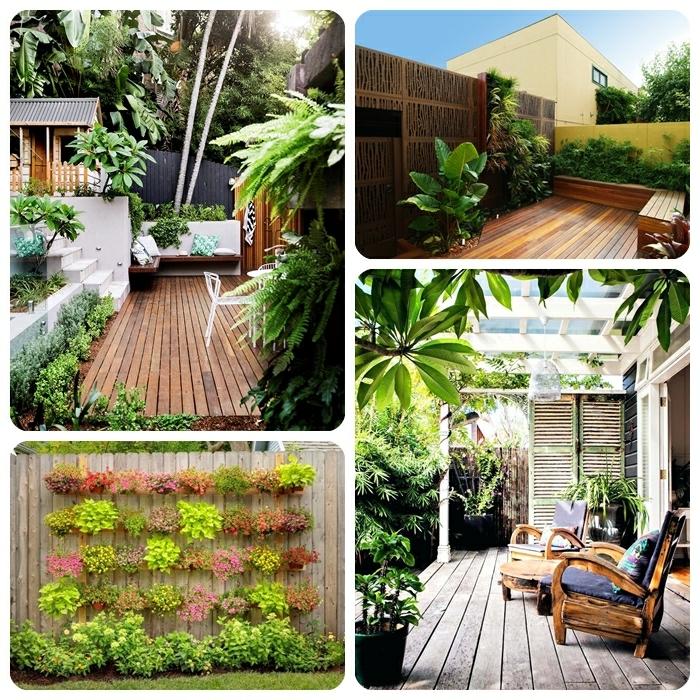 0 ideen für den garten außenbereich ideen kleiner hintergarten gartendeko beispiele