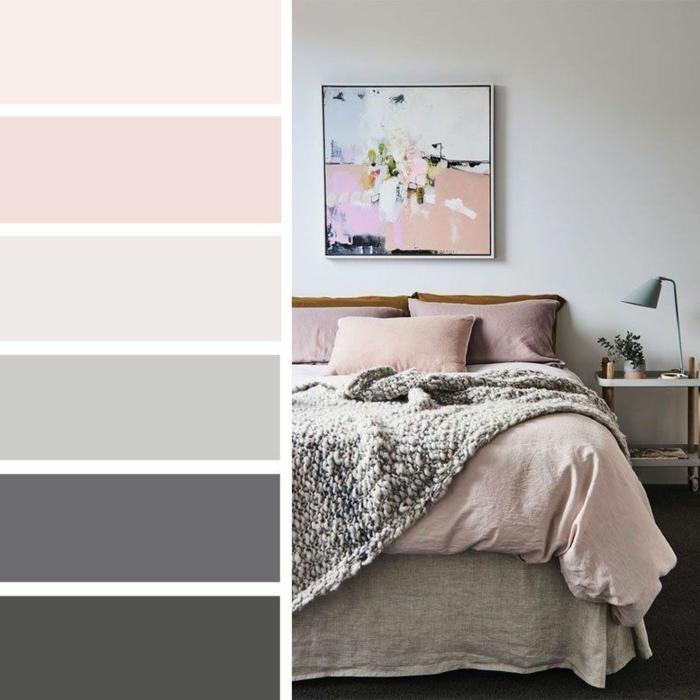 0 mauve farbe wohnung einrichten ideen schlafzimmer gestalten farbenideen trendige farbtöne 2020