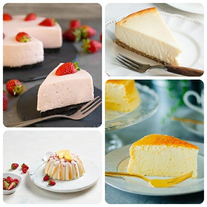 1 kuchen ohne zucker und mehl cheesecake rezepte zitronenkuchen käsekuchen ohne boden dessert ideen