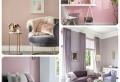 Mauve Farbe: Ideen, Inspirationen und passende Töne