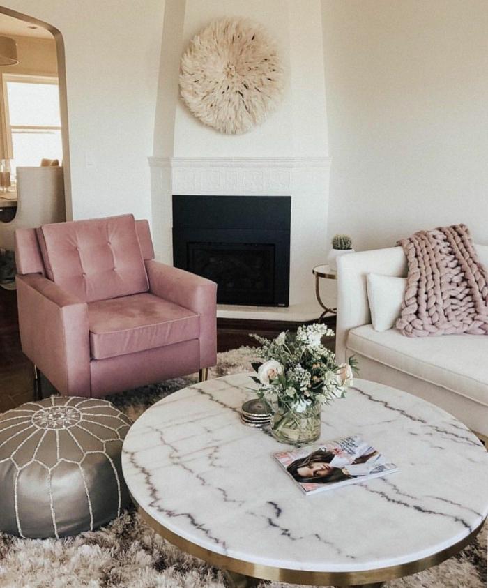 4 malve farbe mauve taupe schlafzimmer dekrorieren trandige materialien.und farben tisch mit marmorplatte