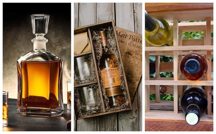 befunky collage alkohol sets zum geschenk goldhochzeit (1)