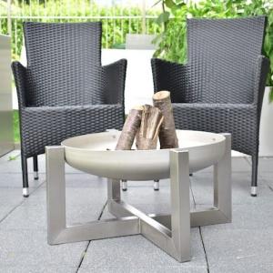 Edelstahl Feuerschale - Die perfekte Ergänzung für den Garten