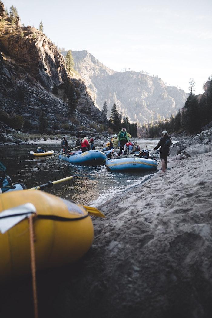 berge fluss und meschen was kann man heute machen ideen für die freizeit canjoning