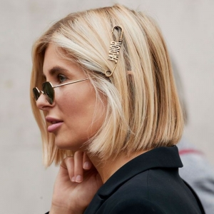 Coole Frisuren für schulterlange Haare