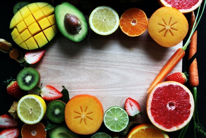haarausfall hilfreiche tipps zur behandlung gesunde ernährung vitamine gesund essen obst und gemüse