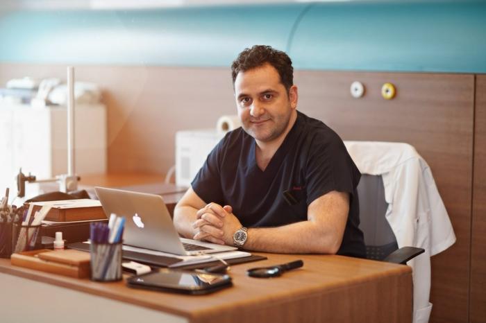haartransplantation vorher nachher haare transplantieren lassen in der türkei doktor acar