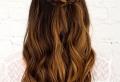 Brautfrisur halboffen – Schöne Frisuren für den schönsten Tag im Leben