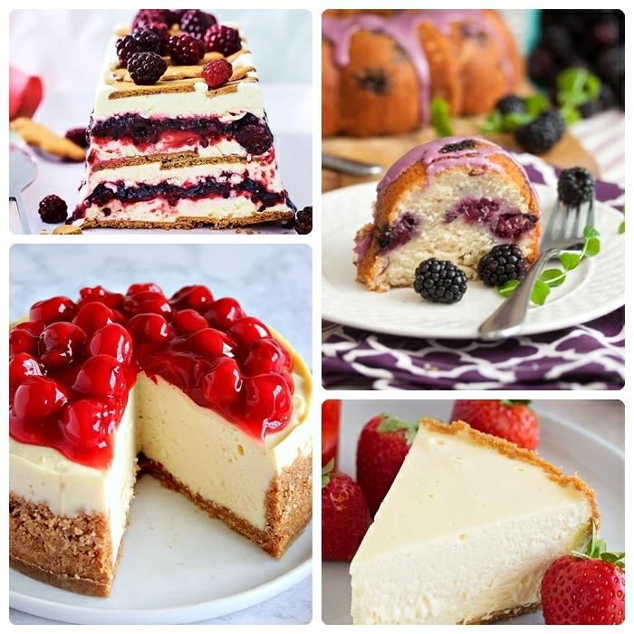 kuchen mit joghurt die besten rezepte für joghurtkuchen kuchenrezepte mit beeren beerenkuchen cheesecake mit kirschen frischkäsekuchen